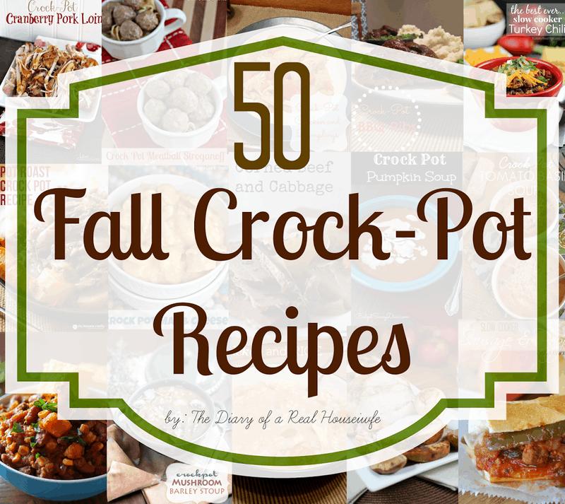 50fallcrockpotrecipes