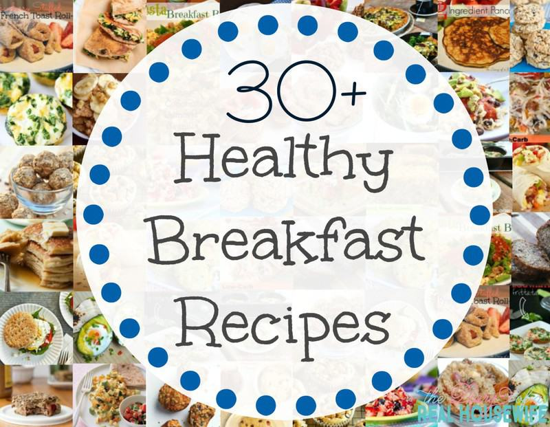 Breakfast Recipes Title