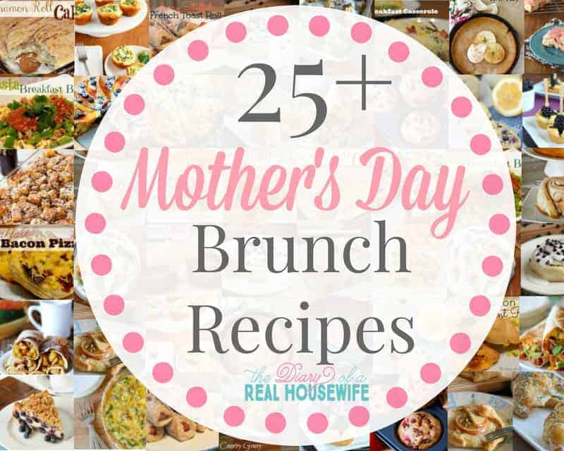 Brunch Ideas. Great recipes and would be perfect for mothers day!