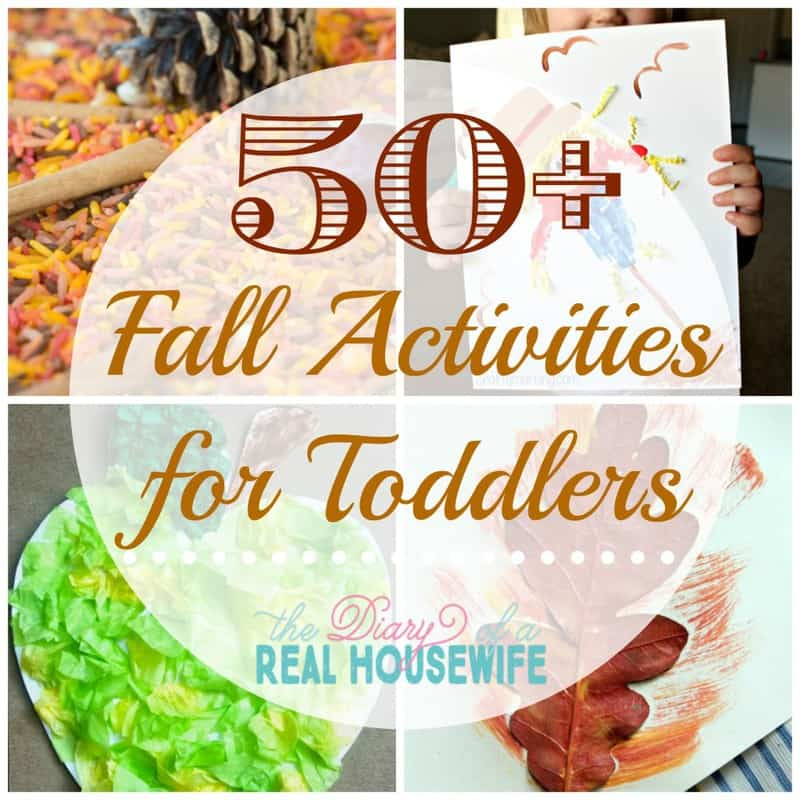 Fall Activities for your Toddler