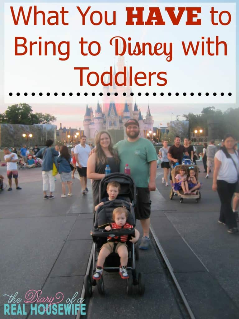 What you HAVE to bring to DIsney!!1
